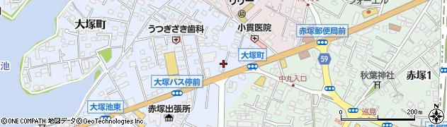 マルエ商会周辺の地図