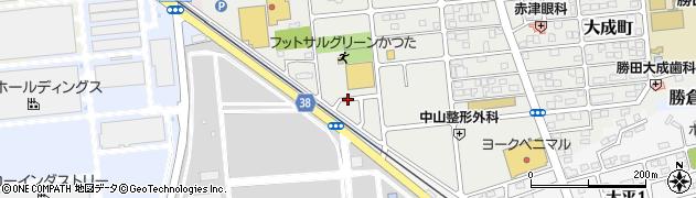 日立エンジニア寮周辺の地図