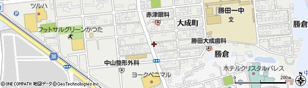 市毛自動車商会周辺の地図