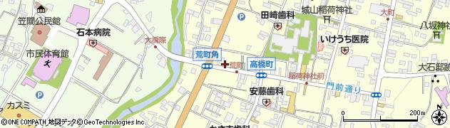 有限会社ひろさわクリーニング周辺の地図