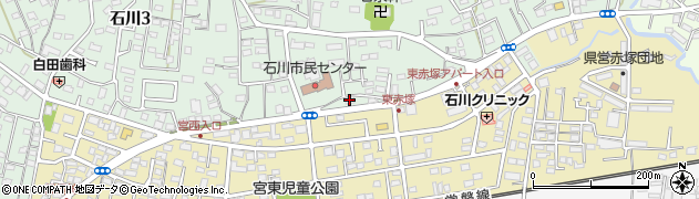 株式会社日立製作所ヘルスケア 水戸分析システム営業所周辺の地図