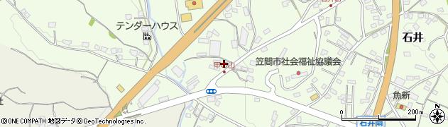 関彰商事株式会社 笠間支店周辺の地図