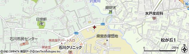 東洋接骨院周辺の地図