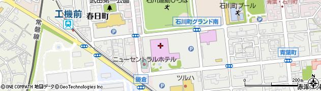 ひたちなか市生活・文化・スポーツ公社(公益財団法人)周辺の地図