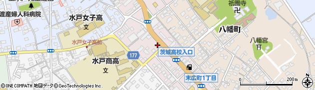 株式会社伊勢屋周辺の地図