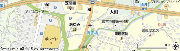 パール精光株式会社周辺の地図