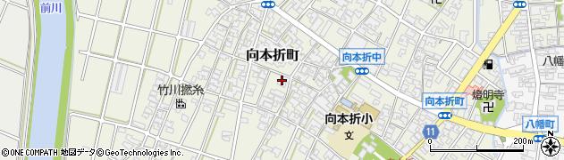 石川県小松市向本折町(寅)周辺の地図