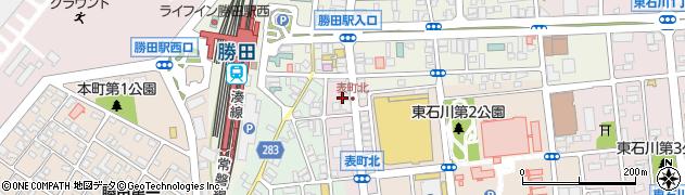 有限会社きぬ屋周辺の地図