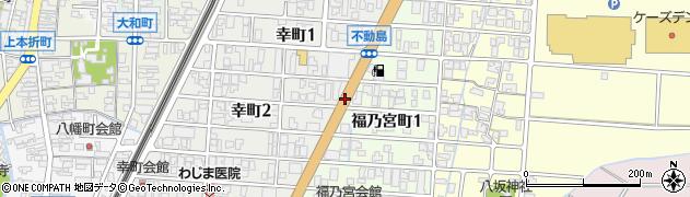 一般国道305号周辺の地図