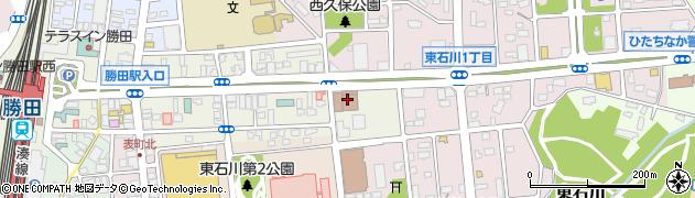 株式会社日立保険サービス周辺の地図