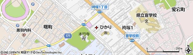 岡村治療所周辺の地図