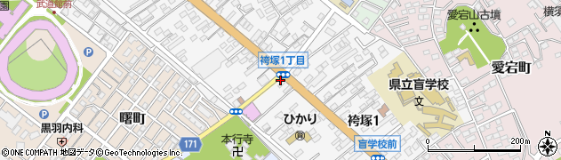有限会社サクライ周辺の地図