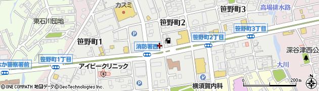 アライアンス保険サービス株式会社周辺の地図
