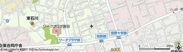 いとう洋品店周辺の地図