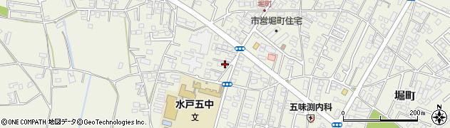 藤見園周辺の地図