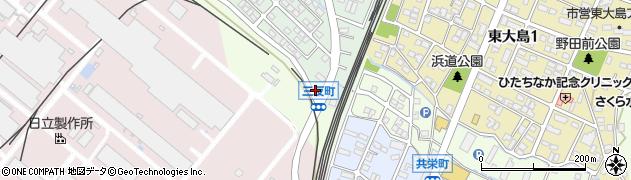 港北産業株式会社周辺の地図