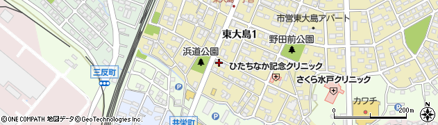 有限会社ベルワン周辺の地図