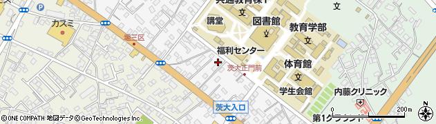 三和シヤッター工業株式会社 茨城営業課周辺の地図