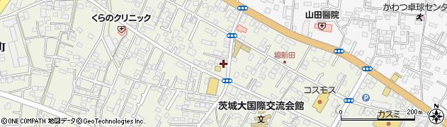 樋口自動車整備工場周辺の地図