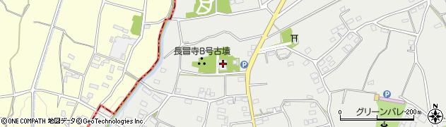 長昌寺周辺の地図