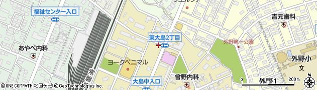 ローレル商会周辺の地図