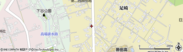 黒沢工業株式会社周辺の地図
