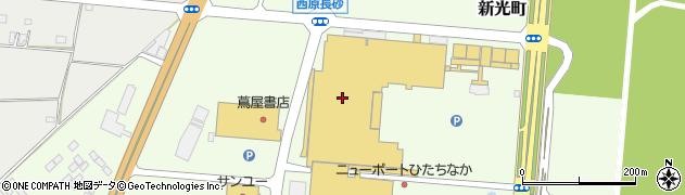 JOYFUL‐2ひたちなか店周辺の地図