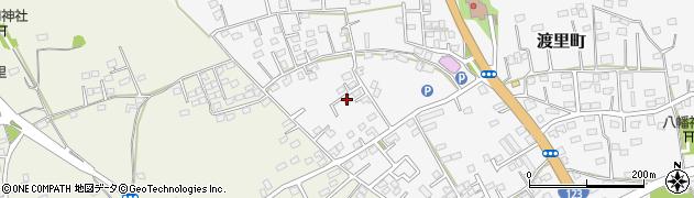 平山建築周辺の地図