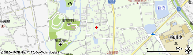 群馬県前橋市粕川町女渕の地図 住所一覧検索|地図マピオン