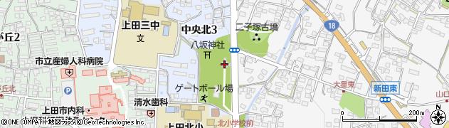 大星神社周辺の地図