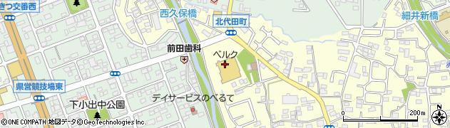 ベルク 前橋 北 代田 店