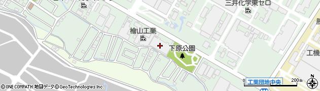 日立地区通運株式会社ひたちなか倉庫営業所周辺の地図