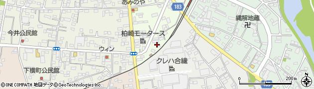 栃木県下都賀郡壬生町中央町19周辺の地図