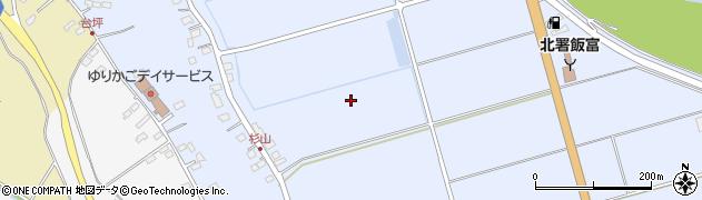 茨城県水戸市飯富町周辺の地図