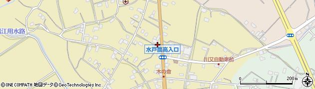 丸金タクシー有限会社 本社周辺の地図