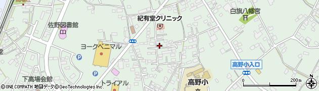 有限会社大貫電気商会周辺の地図
