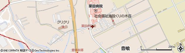 みすず薬局豊喰店周辺の地図
