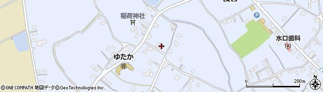 山田ブロック周辺の地図