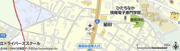 セレモニアサービス周辺の地図