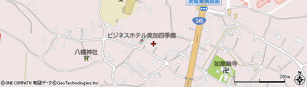 茨城県東海村(那珂郡)照沼周辺の地図