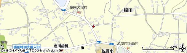 けやき山商店周辺の地図