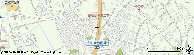 羽入建設周辺の地図