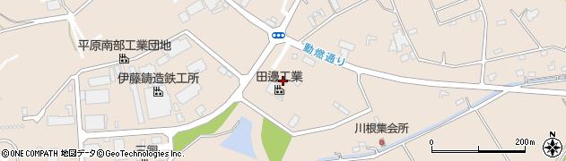 田邊工業株式会社 東海工場周辺の地図