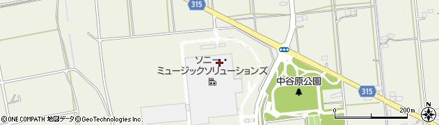 有限会社関東技研 那珂工場周辺の地図