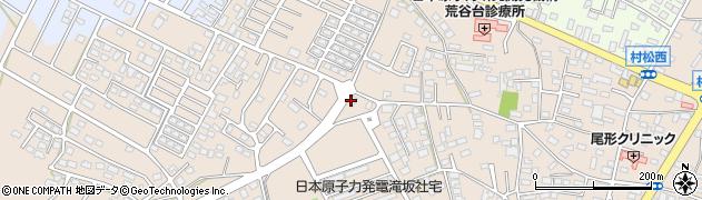 大内理容店周辺の地図