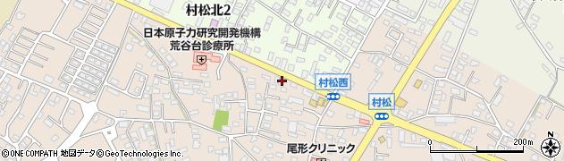 宮内精肉店周辺の地図