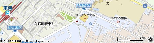 村上寝具店周辺の地図