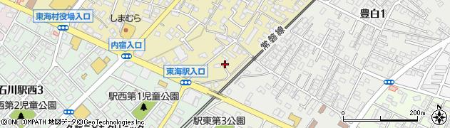 佐藤塗装店周辺の地図