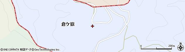 石川県金沢市倉ケ嶽(ハ)周辺の地図