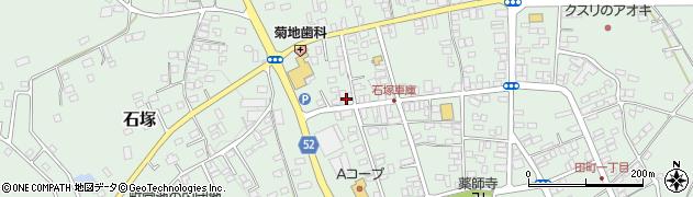 有限会社石塚駅前タクシー周辺の地図